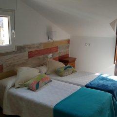 Отель Hostal Restaurante Nevandi Стандартный номер с различными типами кроватей фото 6