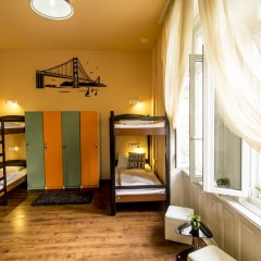 Full Moon Design Hostel Budapest Стандартный номер фото 9