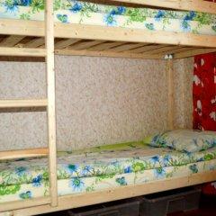 Хостел Черемушки Кровать в женском общем номере с двухъярусными кроватями фото 2