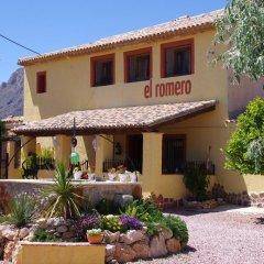 Отель Finca el Romero Ориуэла фото 3