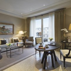 Palazzo Parigi Hotel & Grand Spa Milano 5* Люкс Prestige с двуспальной кроватью