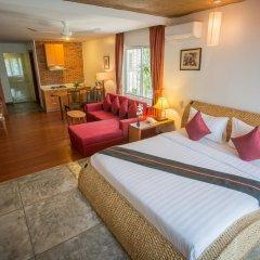 Отель Casa Villa Independence 3* Люкс с различными типами кроватей фото 8