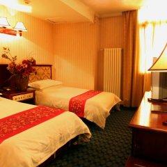 Отель Beijing Botaihotel 3* Номер категории Эконом с различными типами кроватей фото 4