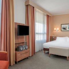 Отель Citadines Saint-Germain-des-Prés Paris 3* Студия с двуспальной кроватью фото 3