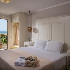 Notos Heights Hotel & Suites 4* Полулюкс с различными типами кроватей фото 10