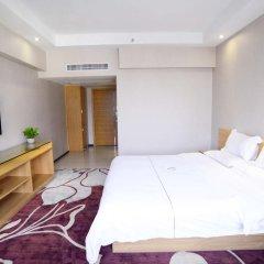 Отель Insail Hotels Railway Station Guangzhou 3* Номер Делюкс с двуспальной кроватью фото 23