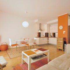 Апартаменты Dom And House Apartments Parkur Sopot Сопот комната для гостей фото 2