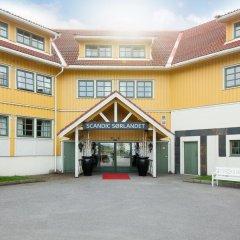 Отель Scandic Sørlandet парковка