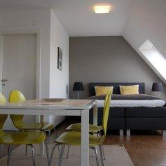 Апартаменты Kunsthaus Apartments Студия фото 8