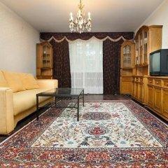Апартаменты Брусника Калужская комната для гостей фото 2