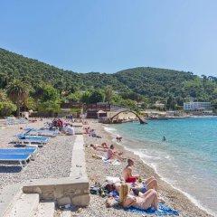 Отель Dubrovnik Luxury Residence-L`Orangerie пляж фото 2