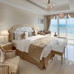 Kempinski Hotel & Residences Palm Jumeirah 5* Люкс с различными типами кроватей фото 7