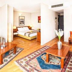 Plaza Hotel 3* Стандартный номер с различными типами кроватей фото 4
