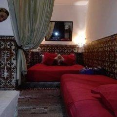 Отель Dar M'chicha 2* Стандартный номер с различными типами кроватей фото 18