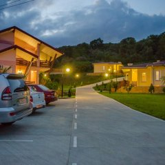 Отель Tihaya Gavan Chalet Адлер парковка