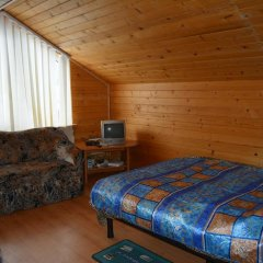 Гостиница Sadyba Kukulka комната для гостей фото 3