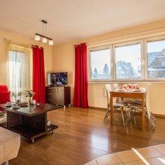 Отель Apartamenty Butorowy Zakopane Косцелиско комната для гостей фото 5