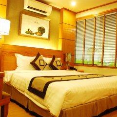 A25 Hotel Phan Chu Trinh 3* Улучшенный номер с различными типами кроватей фото 4