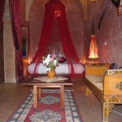 Отель Riad Marlinea 3* Люкс с различными типами кроватей фото 9