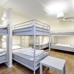 City Hostel Кровать в общем номере фото 16