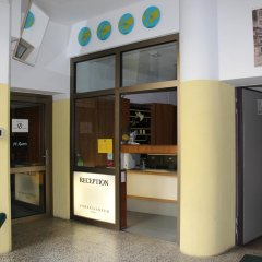 Отель Porzellaneum банкомат