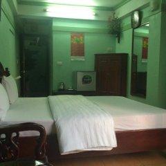 Nhan Hoa Hotel Стандартный номер с различными типами кроватей фото 2