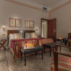 Отель Nord Nuova Roma 3* Стандартный номер с различными типами кроватей фото 3