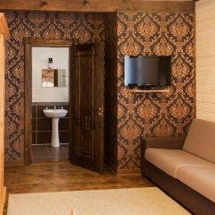 Гостиница Лесная Усадьба Стандартный номер двуспальная кровать фото 3