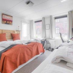 Hotel Domir Odense 2* Стандартный номер с различными типами кроватей фото 10