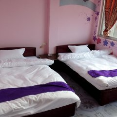 Ha Long Happy Hostel - Adults Only Номер Делюкс с различными типами кроватей фото 9