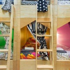 Хостел InDaHouse Кровать в общем номере фото 5