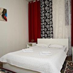 Гостиница Петровка 17 Номер Эконом с разными типами кроватей (общая ванная комната) фото 2