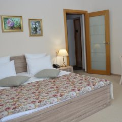 Мини-отель Крокус SPA Номер Комфорт с различными типами кроватей фото 3