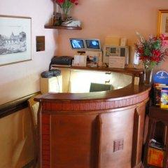 Отель Espana Рим интерьер отеля