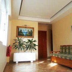 Hotel Aulona комната для гостей
