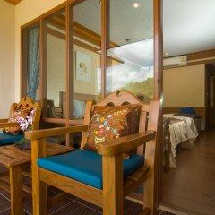 Отель Ko Tao Resort - Sky Zone 3* Номер Делюкс с различными типами кроватей фото 5