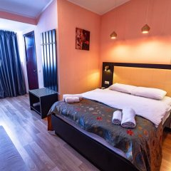 Бутик-отель Корал 4* Стандартный номер с двуспальной кроватью фото 7