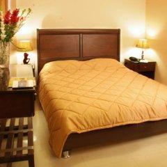 Jardaneh Hotel 3* Стандартный семейный номер с двуспальной кроватью