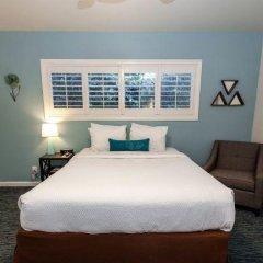 Отель Santa Monica Motel 2* Стандартный номер с различными типами кроватей фото 10