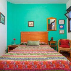 Отель Pension San Marcos Номер категории Эконом с различными типами кроватей фото 7