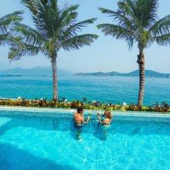 Отель MerPerle Hon Tam Resort 5* Номер Делюкс с различными типами кроватей фото 16