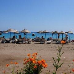 Aida Hotel пляж