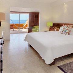 Отель Las Brisas Ixtapa 4* Номер Делюкс с различными типами кроватей фото 6