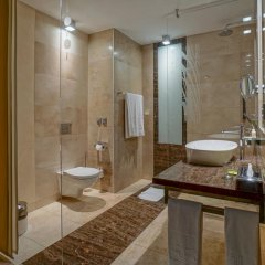 Отель IBB Andersia Hotel Польша, Познань - отзывы, цены и фото номеров - забронировать отель IBB Andersia Hotel онлайн ванная фото 2