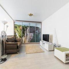 Апартаменты на Егорова Студия Делюкс с различными типами кроватей фото 2