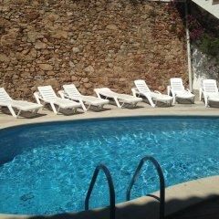 Отель Apartamentos AR Botanic Испания, Бланес - отзывы, цены и фото номеров - забронировать отель Apartamentos AR Botanic онлайн бассейн фото 3
