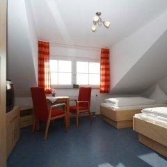Отель Ferienhof Rieger Студия с различными типами кроватей фото 4