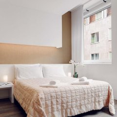 Апартаменты Glamour Apartments Студия Эконом с различными типами кроватей фото 5
