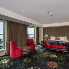 Skycity Grand Hotel Auckland 5* Президентский люкс с различными типами кроватей фото 4