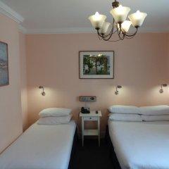 Manor Hotel 2* Стандартный номер с различными типами кроватей